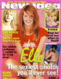 Elle Macpherson on the cover of New Idea (Australia) - August 1996