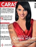 Caras Magazine [Colombia] (3 October 2009)
