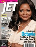 Octavia Spencer on the cover of Jet (United States) - April 2012