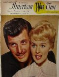 Connie Stevens on the cover of American T Vue Time (United States) - November 1959