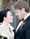 Jenna Von Oy and Brad Bracther