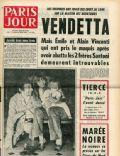 Paris Jour Magazine [France] (25 August 1969)