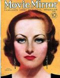 Joan Crawford on the cover of Movie Mirror (United States) - April 1932