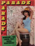Lucille Soong on the cover of Parade (United States) - January 1966