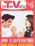 Ronnie Von on the cover of Intervalo (Brazil) - December 1967