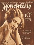 Fay Marbe on the cover of Movie Weekly (United Kingdom) - June 1924