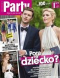 Anja Rubik, Sasha Knezevic on the cover of Party (Poland) - June 2013