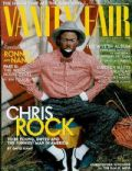 Chris Rock on the cover of Vanity Fair (United States) - August 1998