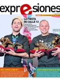 Expresiones Magazine [Ecuador] (12 November 2011)
