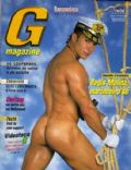 Regis Molina on the cover of G Magazine (Brazil) - September 1997