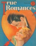 Charles Sabin on the cover of True Romances (United States) - February 1931