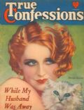 Henry Clive, Norma Shearer on the cover of True Confessions (United States) - December 1931