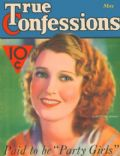 Edwin Bower Hesser, Jeanette MacDonald on the cover of True Confessions (United States) - May 1932