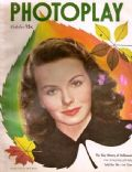 Jeanne Crain on the cover of Photoplay (United States) - October 1948