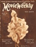 Shirley Mason on the cover of Movie Weekly (United Kingdom) - July 1923