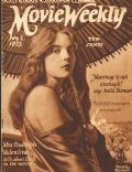Dorothy Mackaill on the cover of Movie Weekly (United Kingdom) - July 1923