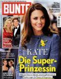 Bunte Magazine [Germany] (8 March 2012)