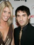 Timo Glock and Isabell Reis