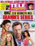 Tele Magazine [France] (15 August 2009)