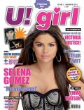 Brenda Asnicar, Laura Esquivel, Selena Gomez on the cover of Other (Greece) - November 2011