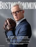 John Slattery on the cover of Boston Common (United States) - May 2012