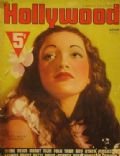 Dorothy Lamour on the cover of Hollywood (United States) - October 1937