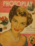 Esther Williams on the cover of Photoplay (United States) - September 1949