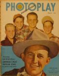 Bing Crosby on the cover of Photoplay (United States) - March 1949