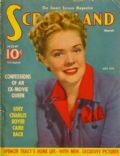 Alice Faye on the cover of Screenland (United States) - March 1940