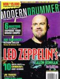 Modern Drummer Magazine [United States] (February 2008)