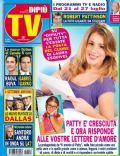 Laura Esquivel on the cover of Di Pi TV (Italy) - July 2012