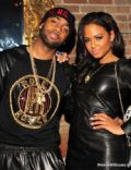 Jas Prince and Christina Milian