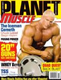 Planet Muscle Magazine [United States] (October 2008)