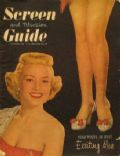Betty Grable on the cover of Screen Guide (United States) - November 1948