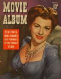 Joan Fontaine on the cover of Movie Album (United States) - 1942