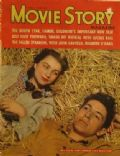 Anne Baxter, Farley Granger on the cover of Movie Story (United States) - October 1943