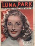 Luna Park Magazine [Italy] (6 December 1953)