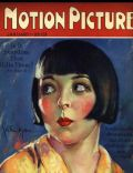 Colleen Moore on the cover of Motion Picture (United States) - January 1927