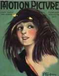 Norma Talmadge on the cover of Motion Picture (United States) - February 1923
