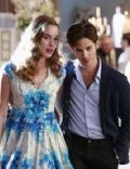 Christa B. Allen and Connor Paolo