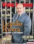 Lupillo Rivera on the cover of Vida Latina (United States) - July 2014
