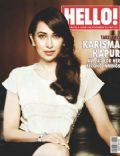 Karisma Kapoor on the cover of Hello (India) - November 2010
