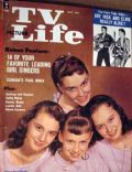 Janet Lennon on the cover of TV Picture Life (United States) - May 1959