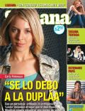 Carla Peterson, Verónica Lozano on the cover of Semana (Argentina) - August 2007