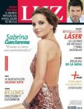 Diego Olivera, Sabrina Garciarena on the cover of Luz (Argentina) - November 2012