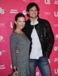 Kristoffer Polaha and Julianne Morris