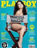Vanessa Bauche on the cover of Playboy (Mexico) - February 2012