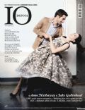 Anne Hathaway, Jake Gyllenhaal on the cover of Io Donna (Italy) - February 2011