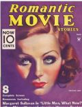 Adrienne Ames on the cover of Romantic Movie Stories (United States) - June 1934
