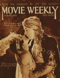 Miriam Cooper on the cover of Movie Weekly (United Kingdom) - February 1923
